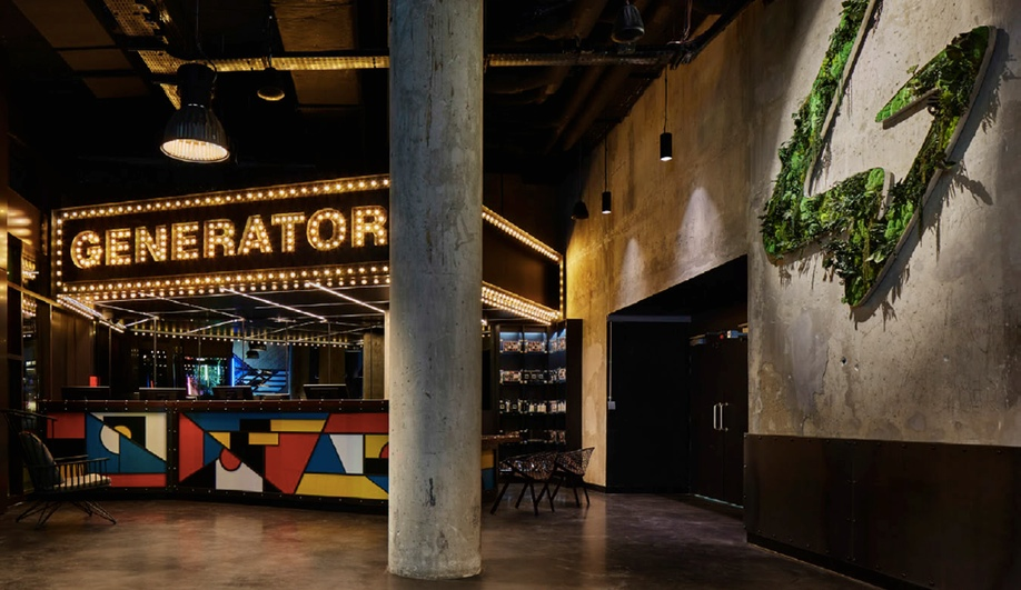 Generator Paris Offers an Electric Hotel Experience