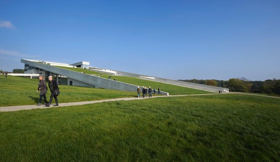 Azure Moesgaard Museum