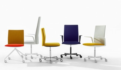 8 Hard-Working Chairs at Neocon