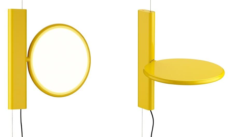 Azure OK Lamp