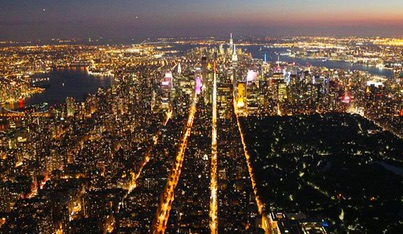 Preservation in Global Cities: New York/ Mexico City/ Paris/ Shanghai