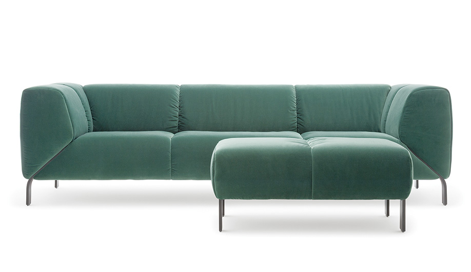 rolf benz azure magazine. Black Bedroom Furniture Sets. Home Design Ideas