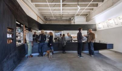 A Coffee Shop Perks Up a Sullen Part of San Francisco