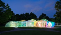 SelgasCano's Luminous Serpentine Pavilion in London