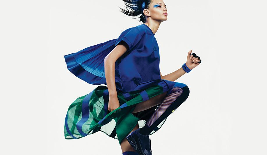 The Stylish and Sporty NikeLab x Sacai Collection