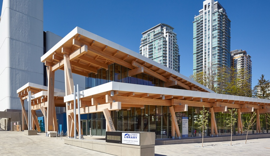 A Toronto Library That Speaks Volumes
