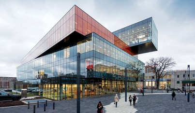 A Halifax Library That Stacks Up