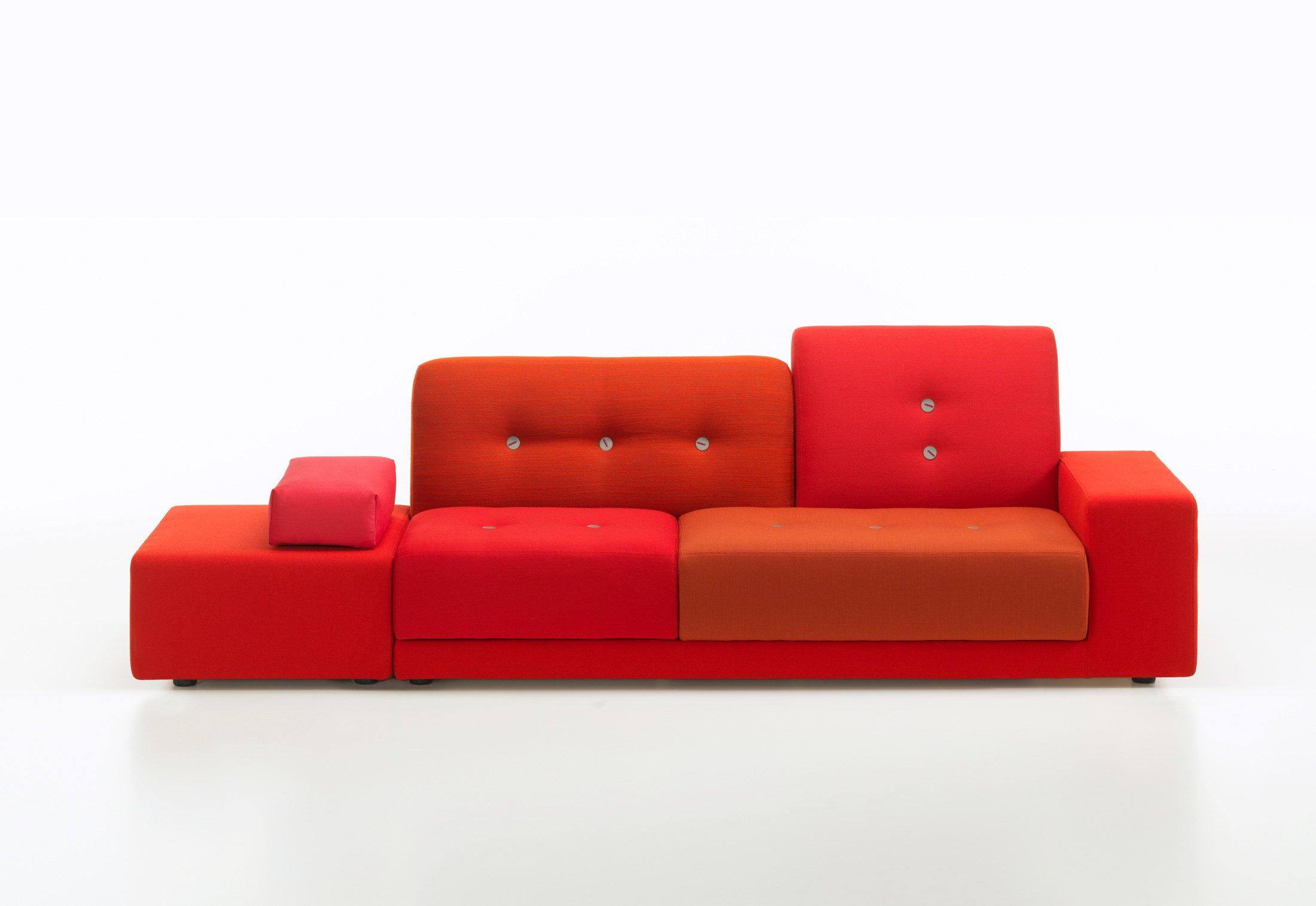 Azure Vitra Polder seating