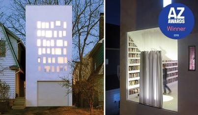 2015 AZ Awards Winner: Best Residential Architecture