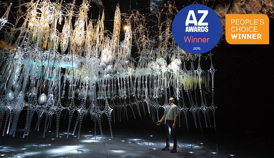 2015 AZ Awards Winner: Best Temporary Architecture