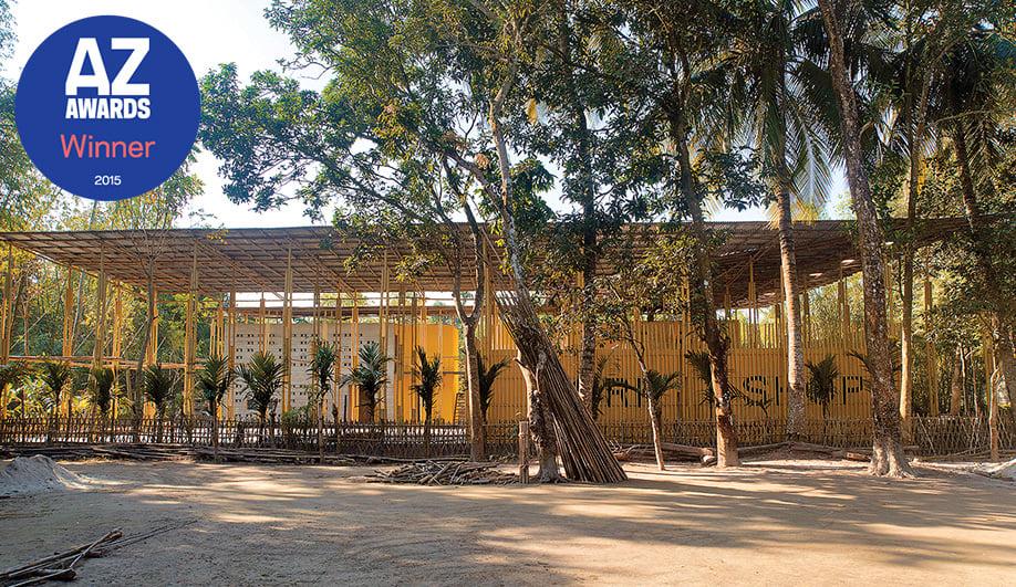 2015 AZ Awards Winner: Best Architecture, Under 1,000 Square Metres