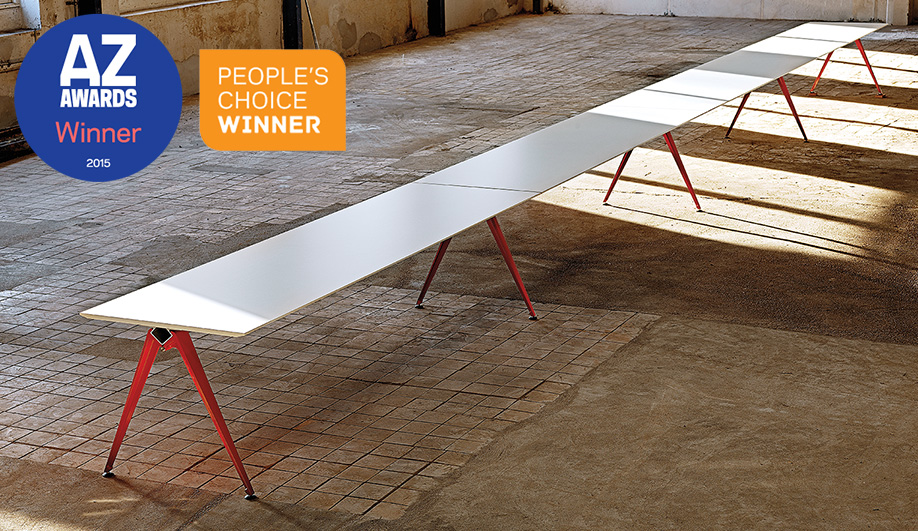2015 AZ Awards Winner: Best Furniture System