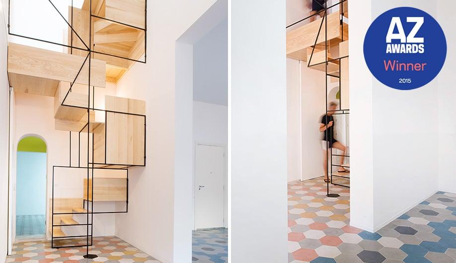 2015 AZ Awards Winner: Best Residential Interior