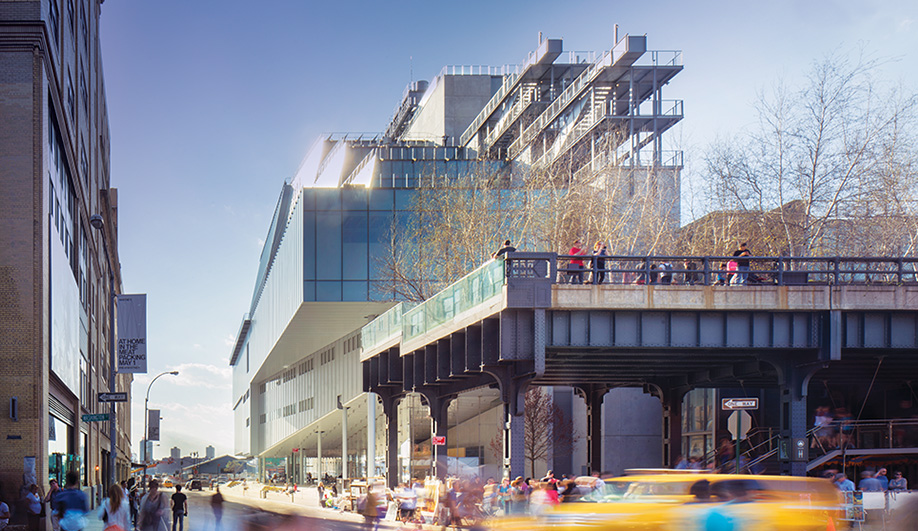 A Closer Look: Renzo Piano's Whitney Museum in New York