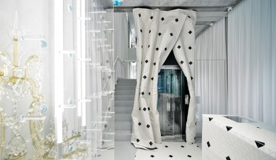 Maison Margiela's Multi-Faceted Shop in Milan