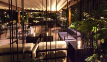 Bulgari Hotel's Secret Garden in Milan
