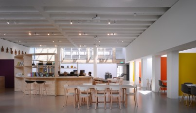 RIBA's New Offices Let in the Light