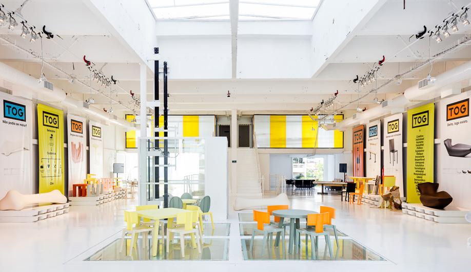 Philippe Starck Works His Magic in a Brazilian Furniture Store