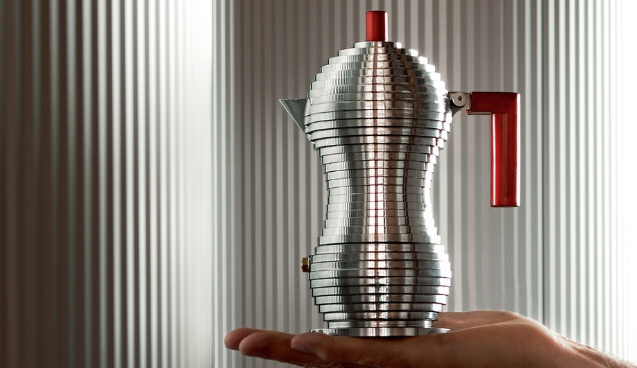 Alessi, illycafe and Michele De Lucchi's Coffee Collaboration