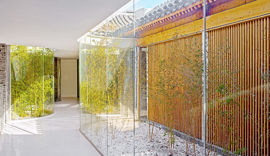 A Beijing Tea House Blends New and Old