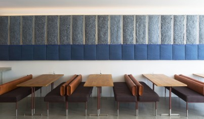 A Vancouver Restaurant Focuses on Raw Design Ingredients