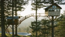 10 Treehouses to Top Off the Week