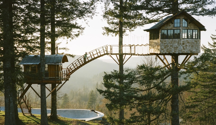 10 Treehouses Full of Imagination