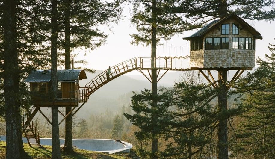 10 Treehouses Full of Imagination