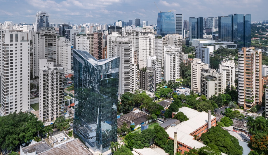 Libeskind's High-Rise Tower for the High Life in São Paulo