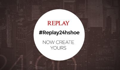 Replay 24H Shoe