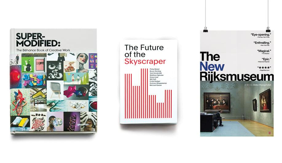 Designer Books & More, From Super-Modified to The Future of the Skyscraper