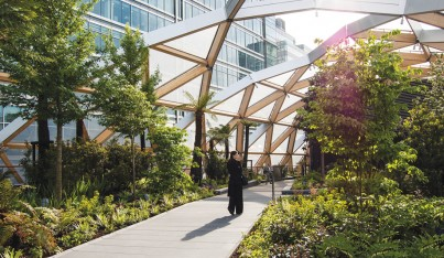 Foster + Partners Sails Into Canary Wharf