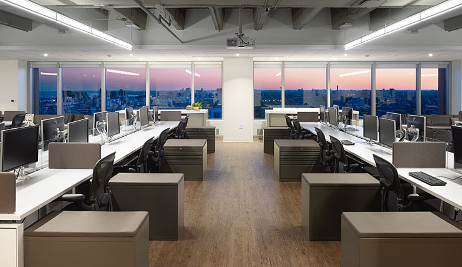 hok 39 s toronto office makes organization feel welcoming