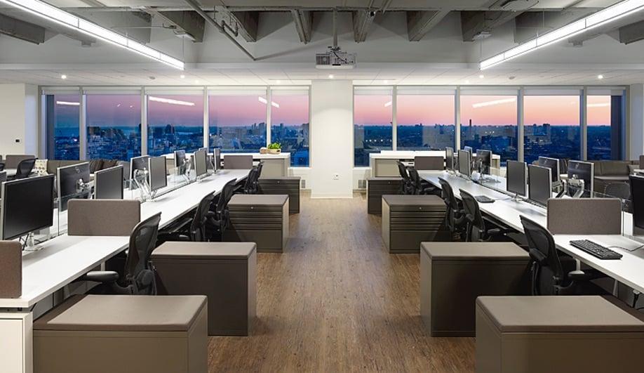 Hok 39 s toronto office makes organization feel welcoming for Design agency toronto