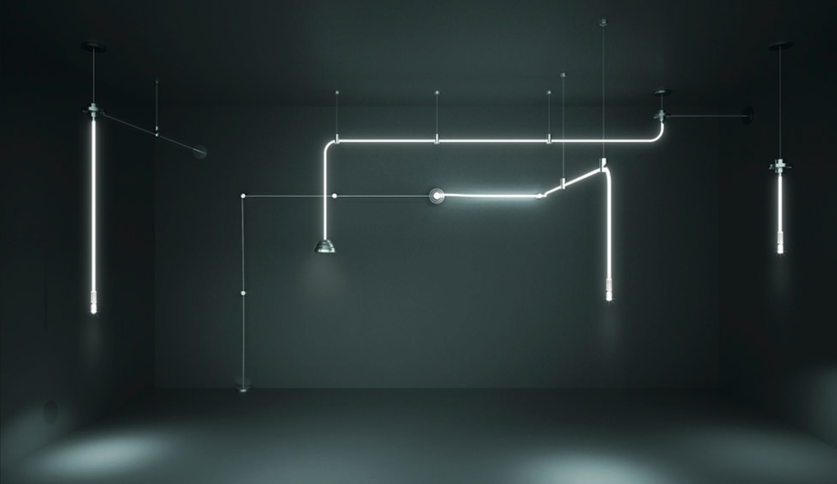 4 Über Minimal Lighting Systems Azure