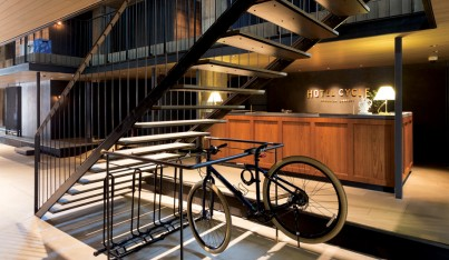 Stay Awhile at Hotel Cycle in Onomichi, Japan