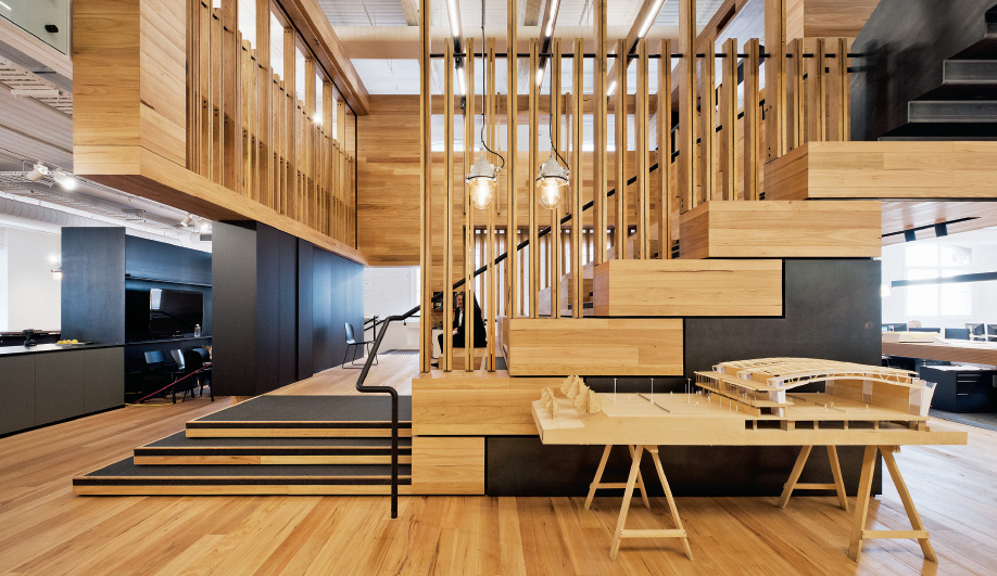 Box Office, by Cox Architecture