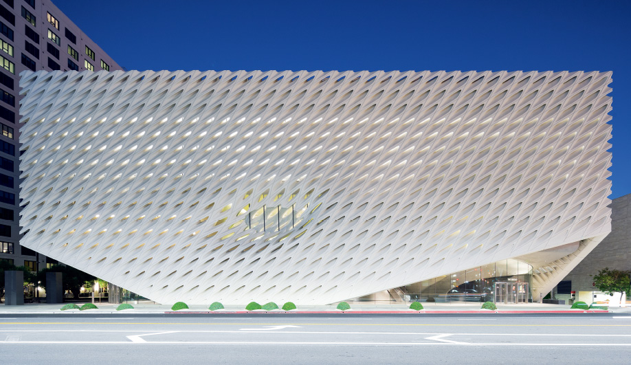 The Broad, by Diller Scofidio + Renfro