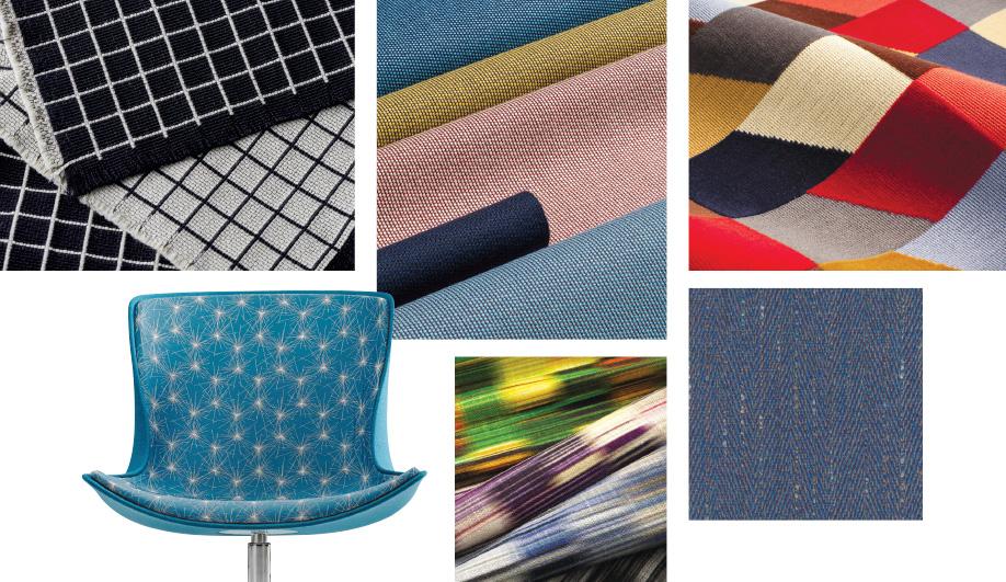 Design File shines the spotlight on vibrant textiles