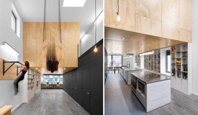Wellness by Design: The Fittest House