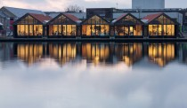 3XN Architects' Stunning HQ in Copenhagen