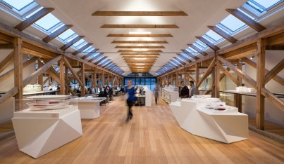 3XN Architects' Stunning HQ in Copenhagen