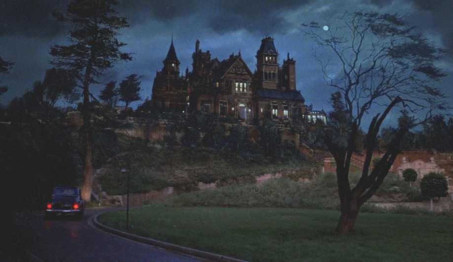 The Architecture of Horror, Part 1