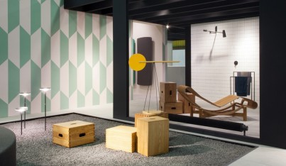 "Diego Grandi's ""Day Off"" Concept Channels Corbusier"
