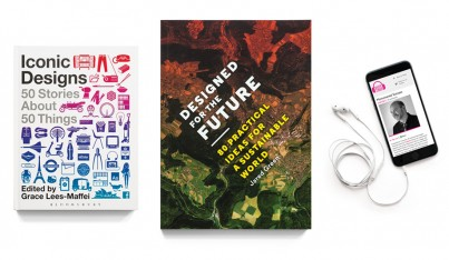 Designer Books & More, From Iconic Designs to Designed for the Future