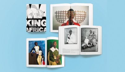 Designer Books: Making Africa
