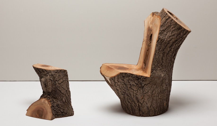 Max Lamb Reconstructs a 187-Year-Old Tree