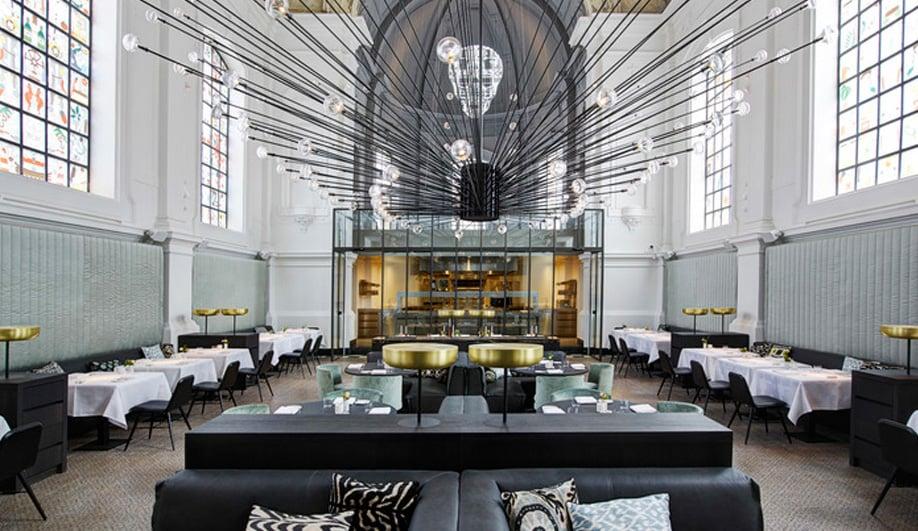 The World's Most Beautiful Restaurant