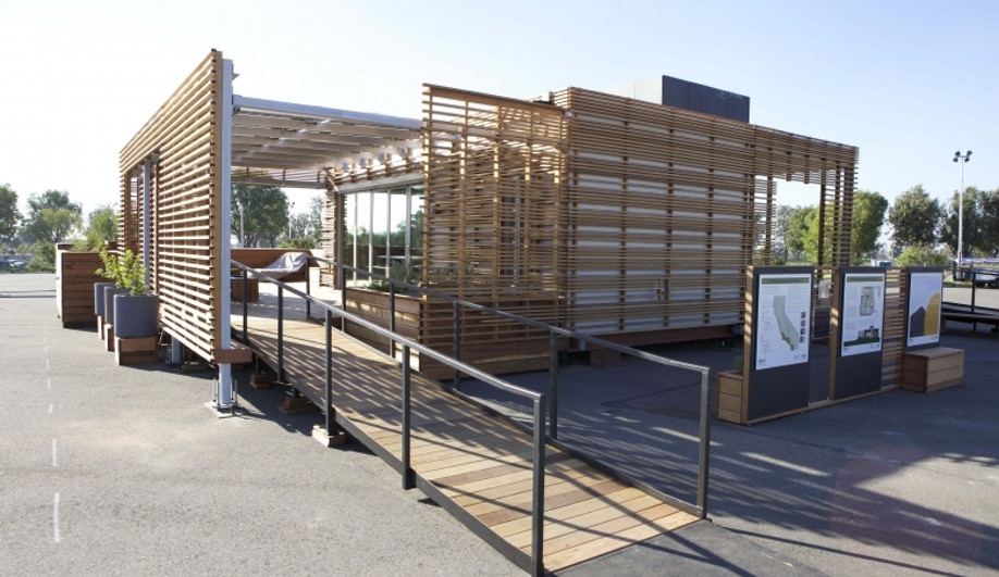 solar decathlon explores all facets of green design