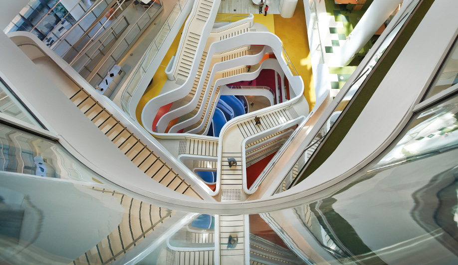 Hassell's New Health-Based Office for Medibank